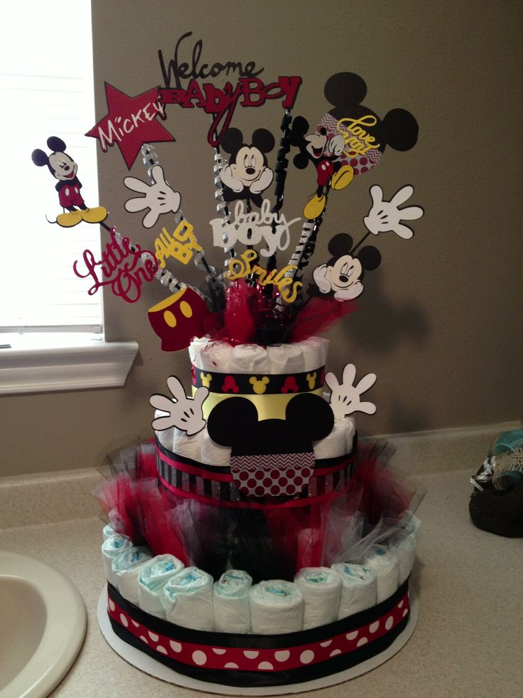 1000+ Images About Diaper Cakes On Pinterest