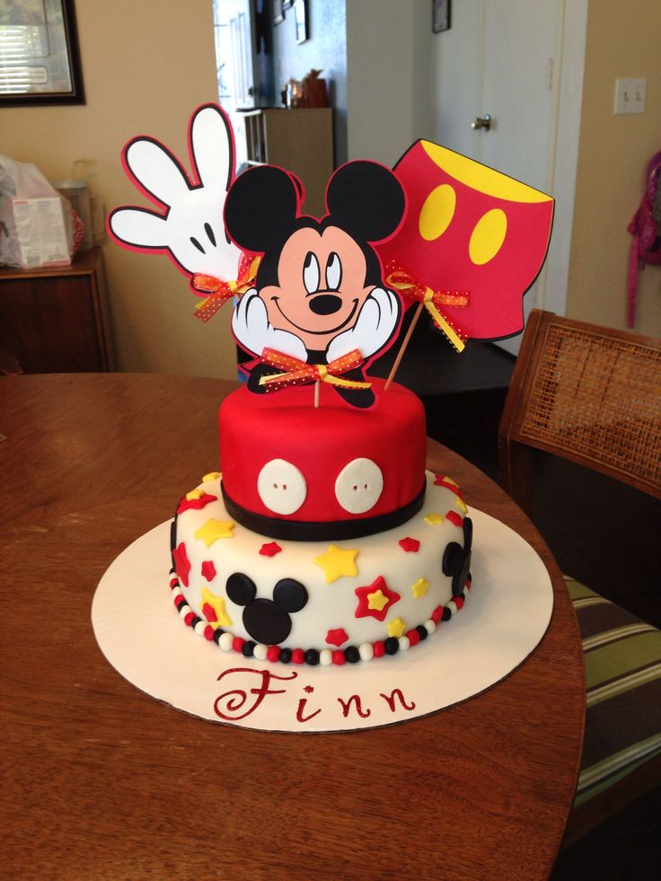 1000+ Images About Mickey Mouse Birthday Party On Pinterest
