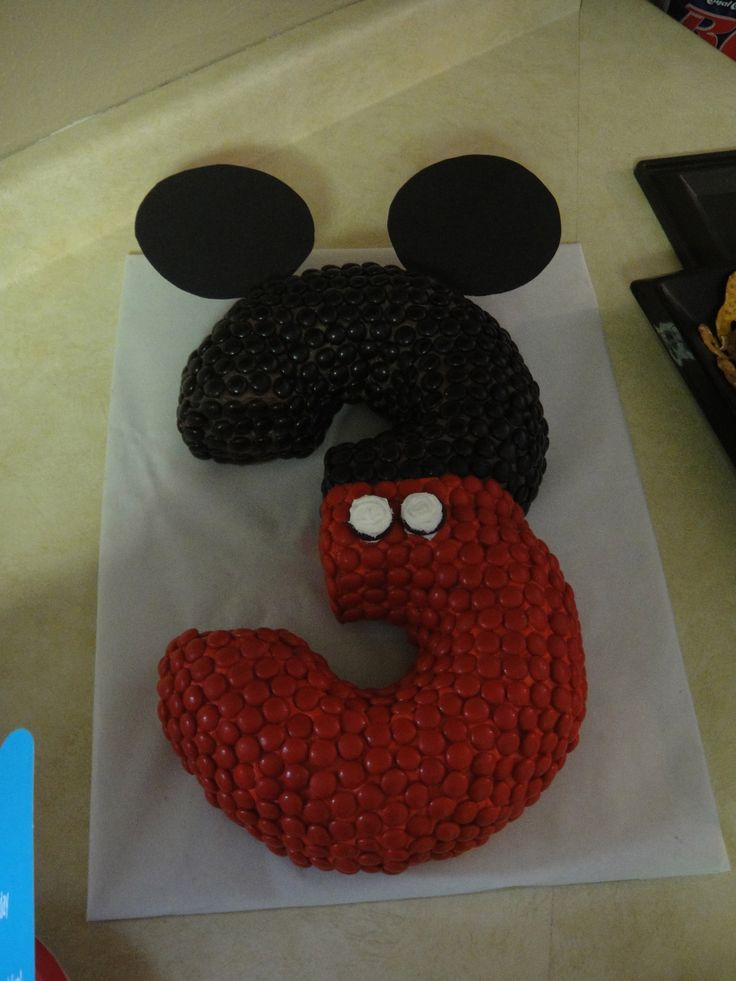 1000+ Images About Mickey Mouse Cakes On Pinterest