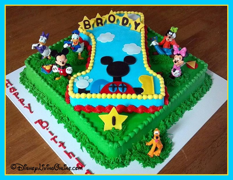 1000+ Images About Mickey Mouse Clubhouse Birthday On Pinterest