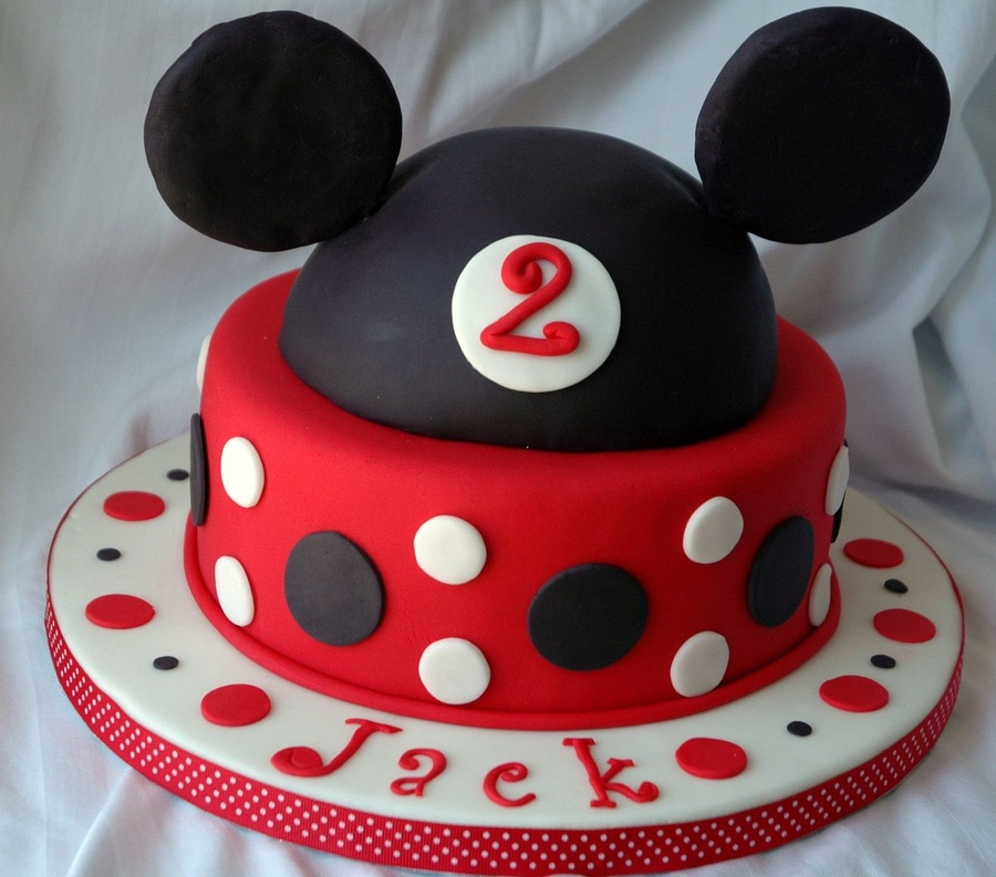 1000+ Images About Mickey N Friends Cake On Pinterest