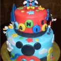 Mickey Mouse Clubhouse Cakes Topper