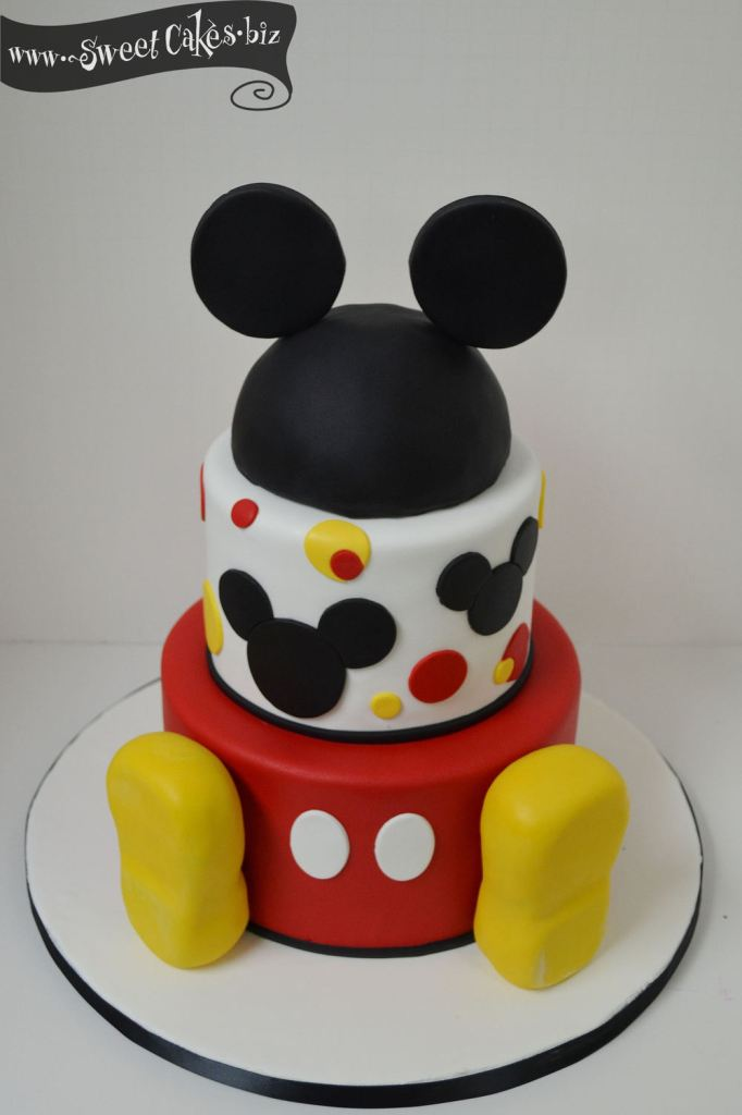Mickey Mouse Birthday Cake Designs 2016 — Birthday Cake   Awesome