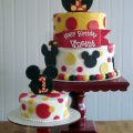 Mickey Mouse Cakes Designs