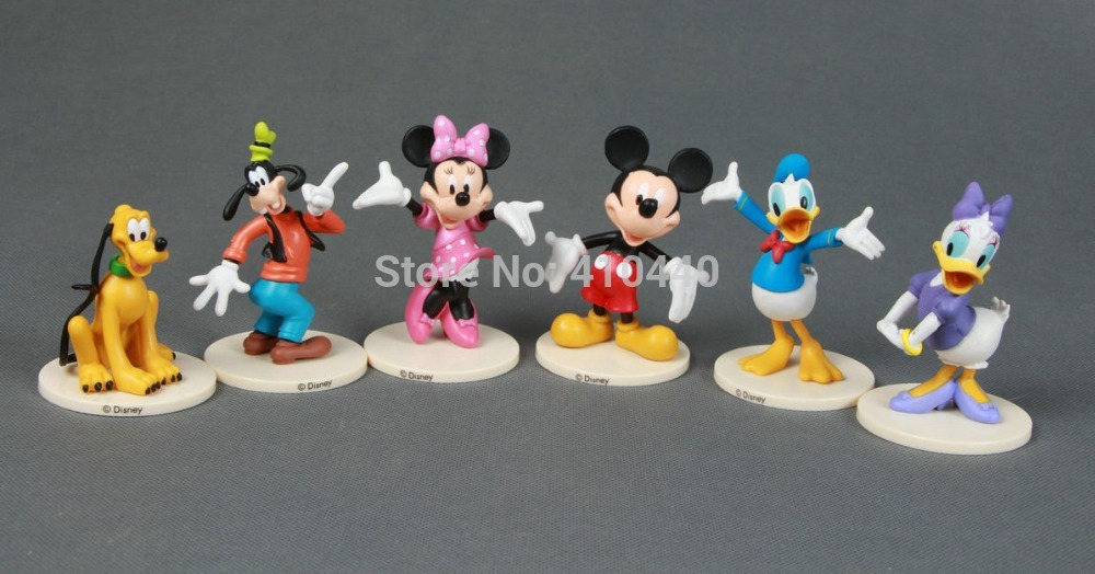 Popular Mickey Mouse Figurine