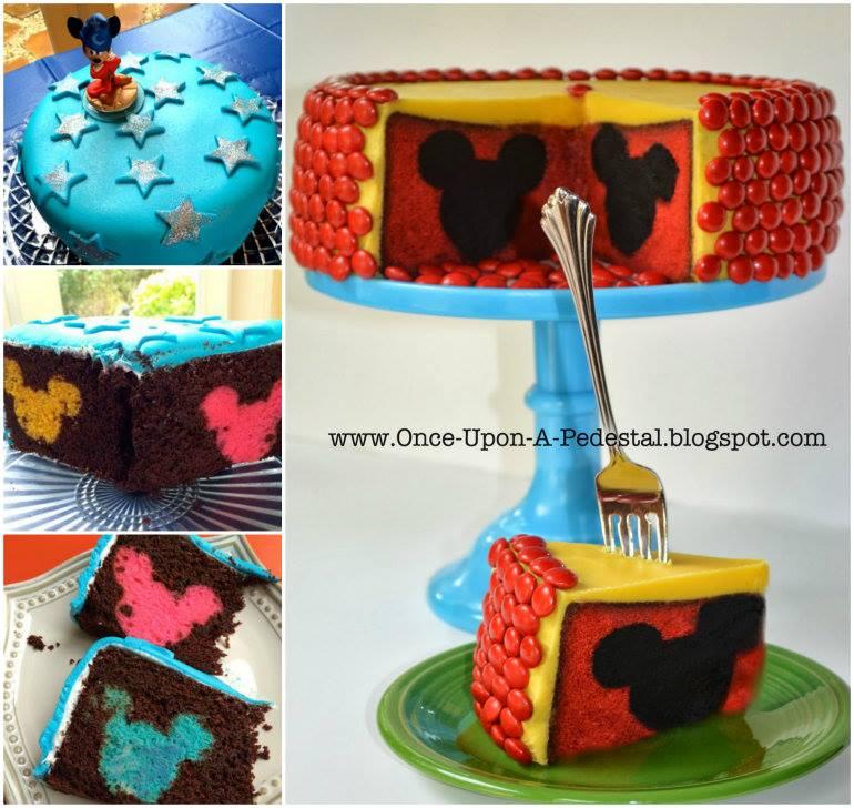 Wonderful Diy Cute Mickey Mouse Cake