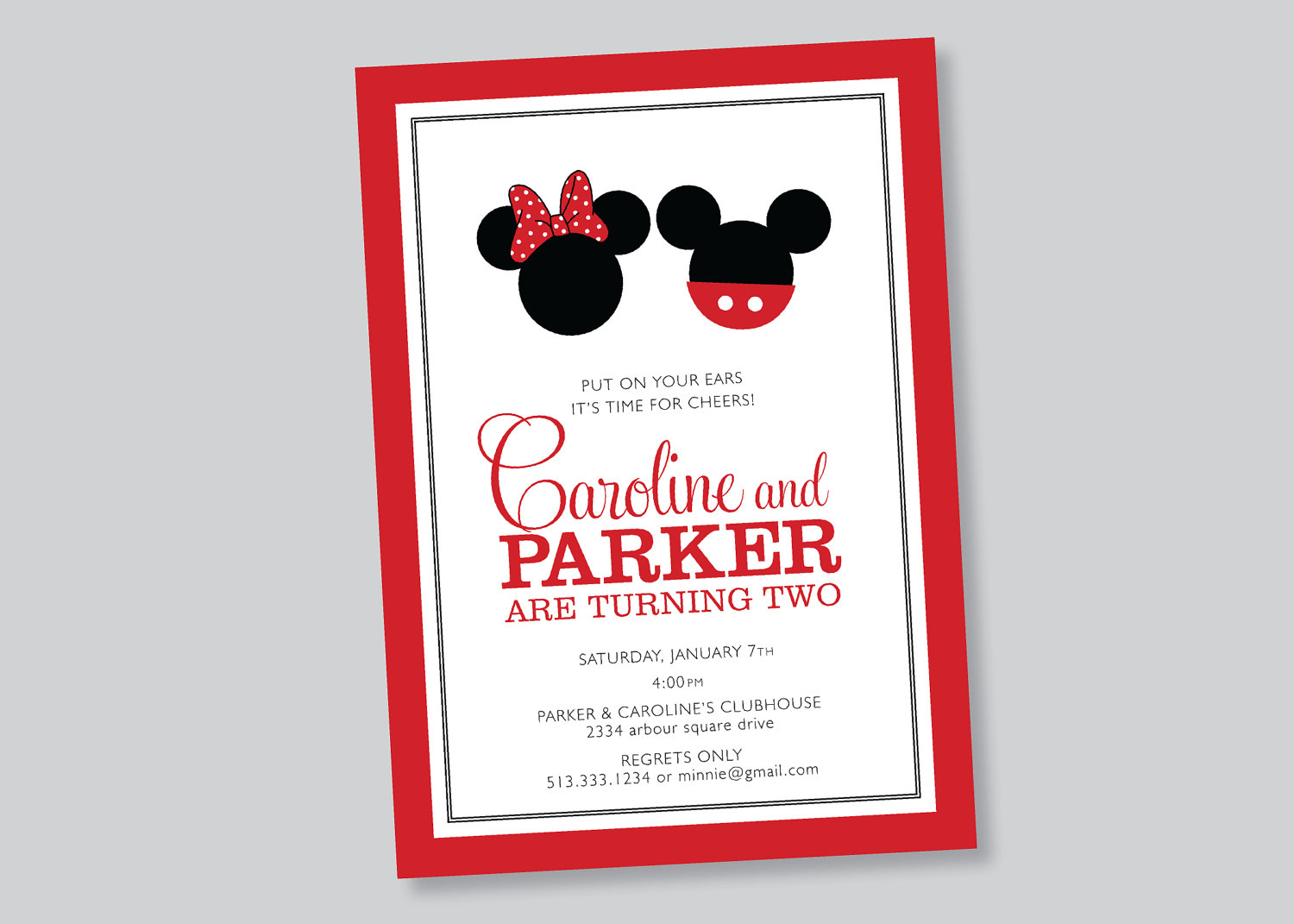 Mickey Minnie Mouse, Minnie Mouse And Mice On Pinterest