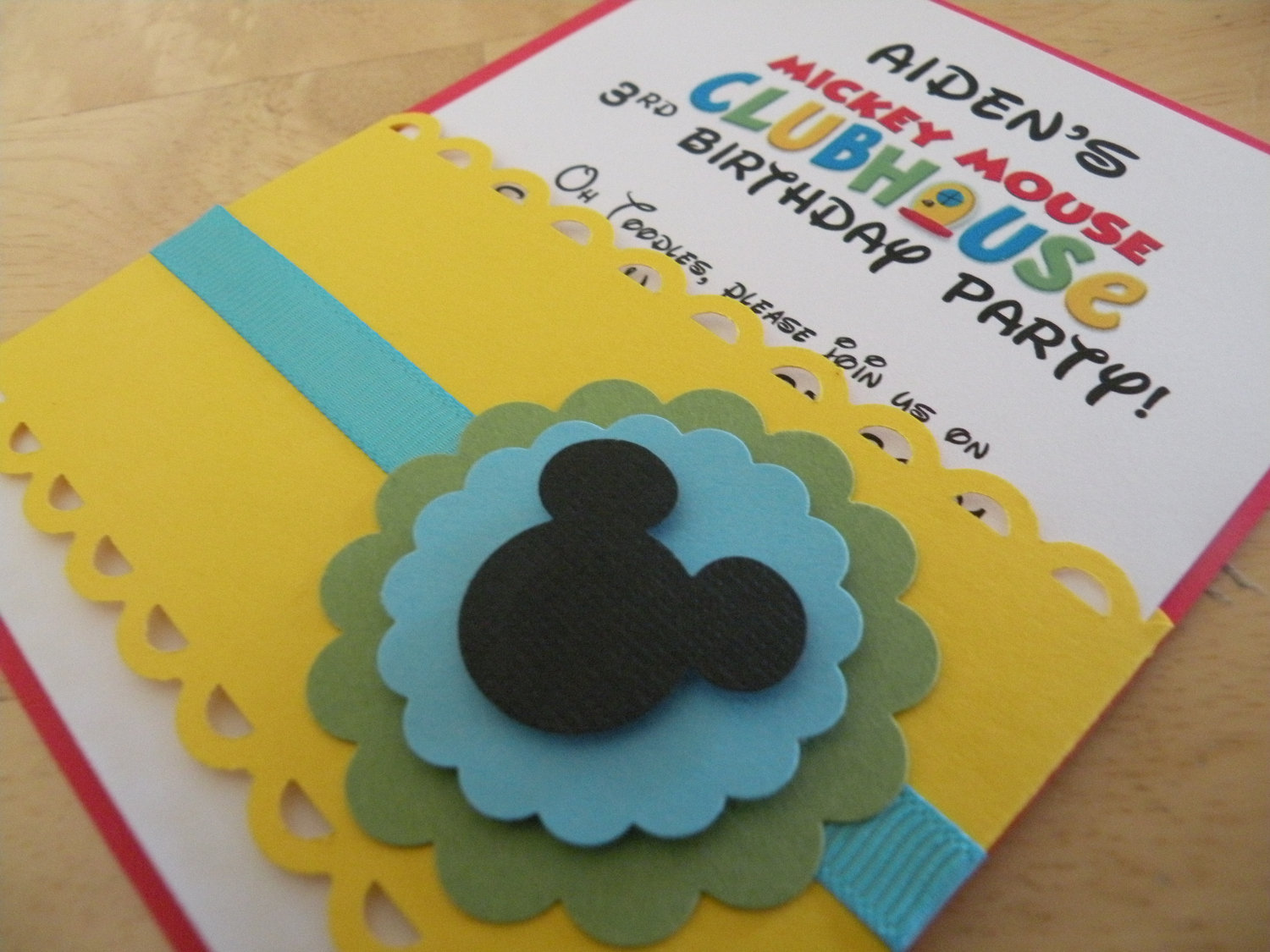 Mickey Mouse Clubhouse, Clubhouses And Mickey Mouse On Pinterest