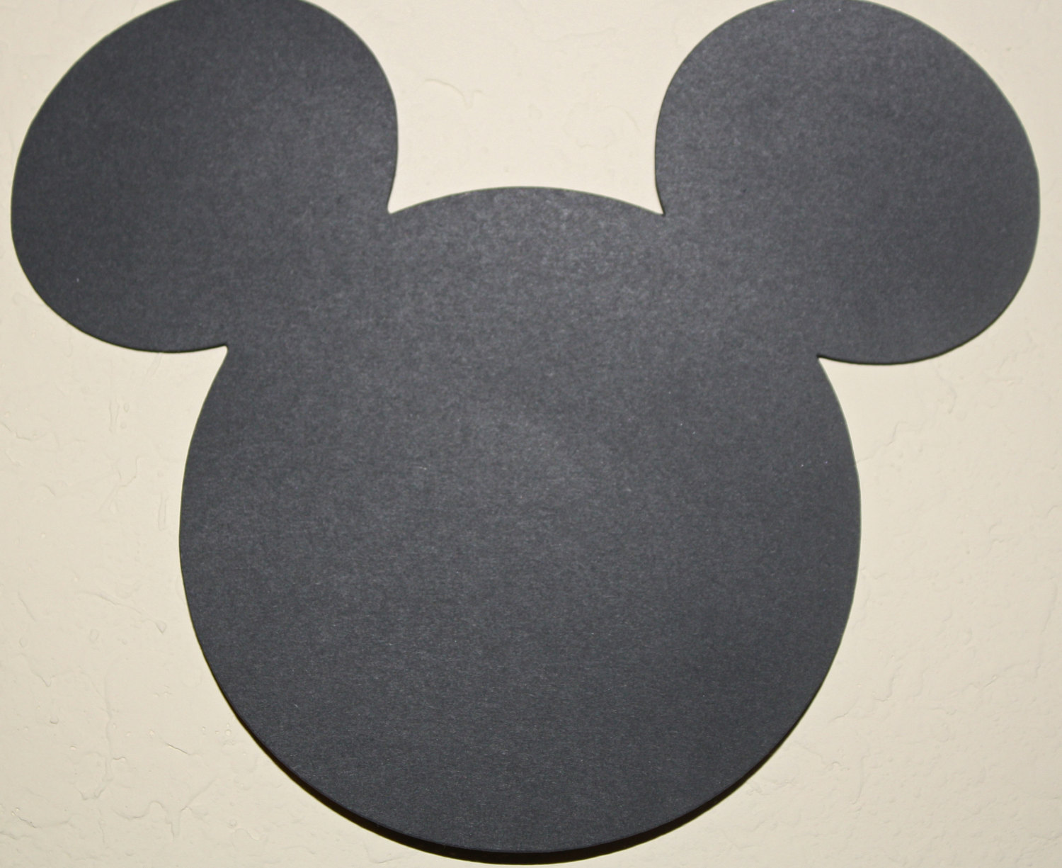 Unique Mickey Mouse Die Cut Related Items