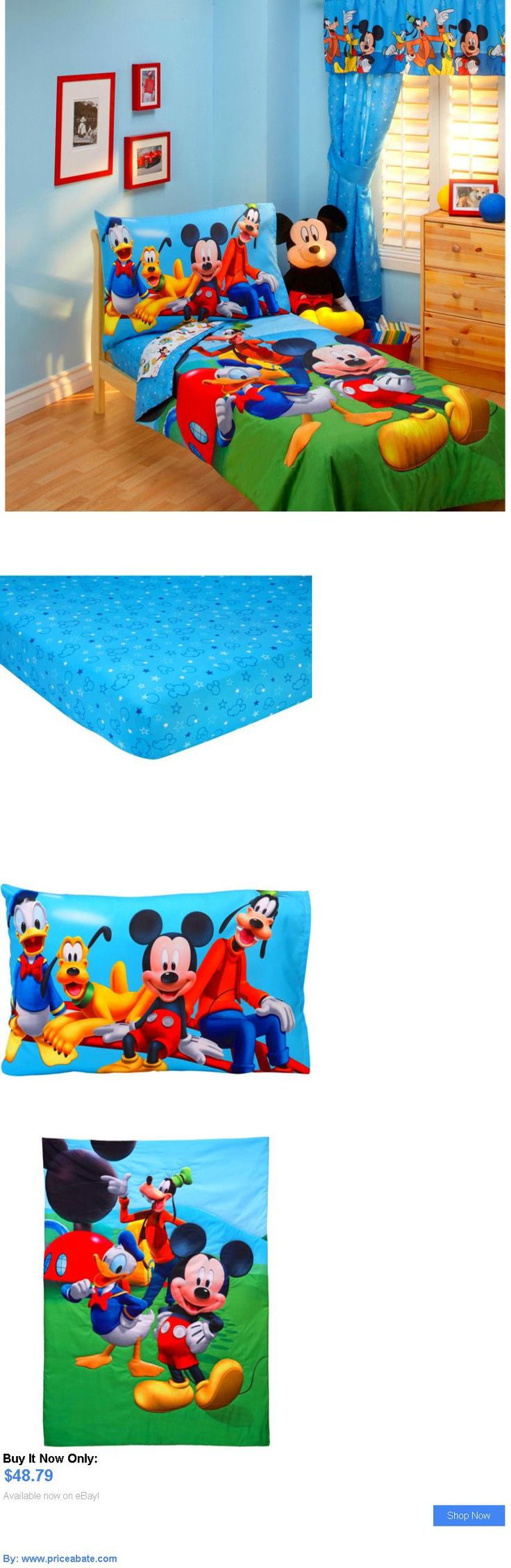 1000+ Ideas About Mickey Mouse Toddler Bed On Pinterest