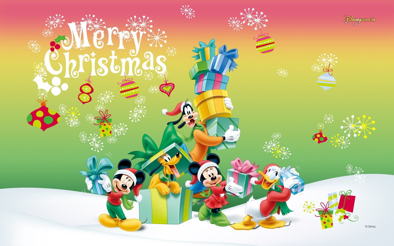 1000+ Images About Disney Christmas On Pinterest