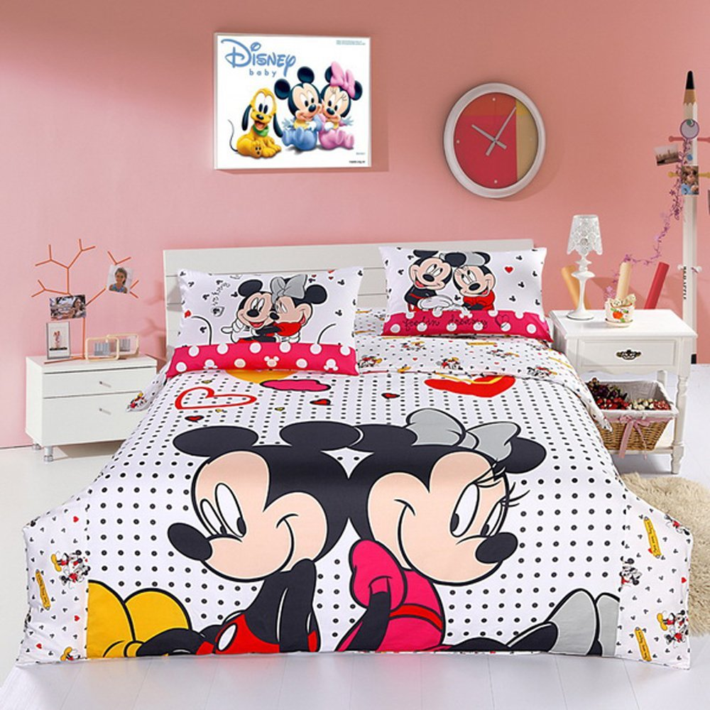 And Mickey Bedding Related Keywords & Suggestions Minnie And