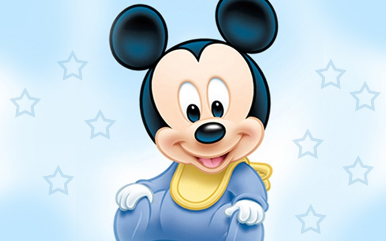 Baby Mickey Mouse Wallpaper 07599
