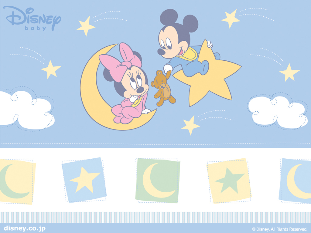 Baby Mickey Mouse Wallpaper