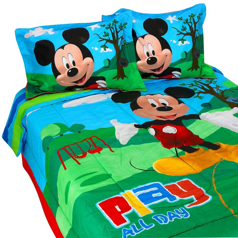 Bathroom  Mickey Mouse Bedding Set  Gorgeous Disney Mickey Mouse