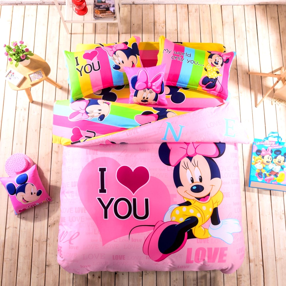 Bathroom  Minnie Mouse Bedding  Sweet Charming Minnie Mouse