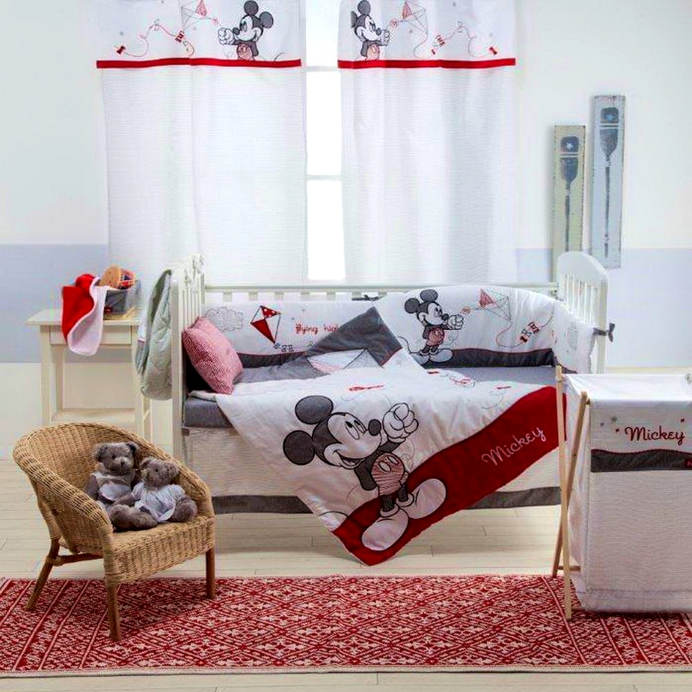 Bedroom   Mickey Mouse King Size Bedding Mickey Mouse King Size