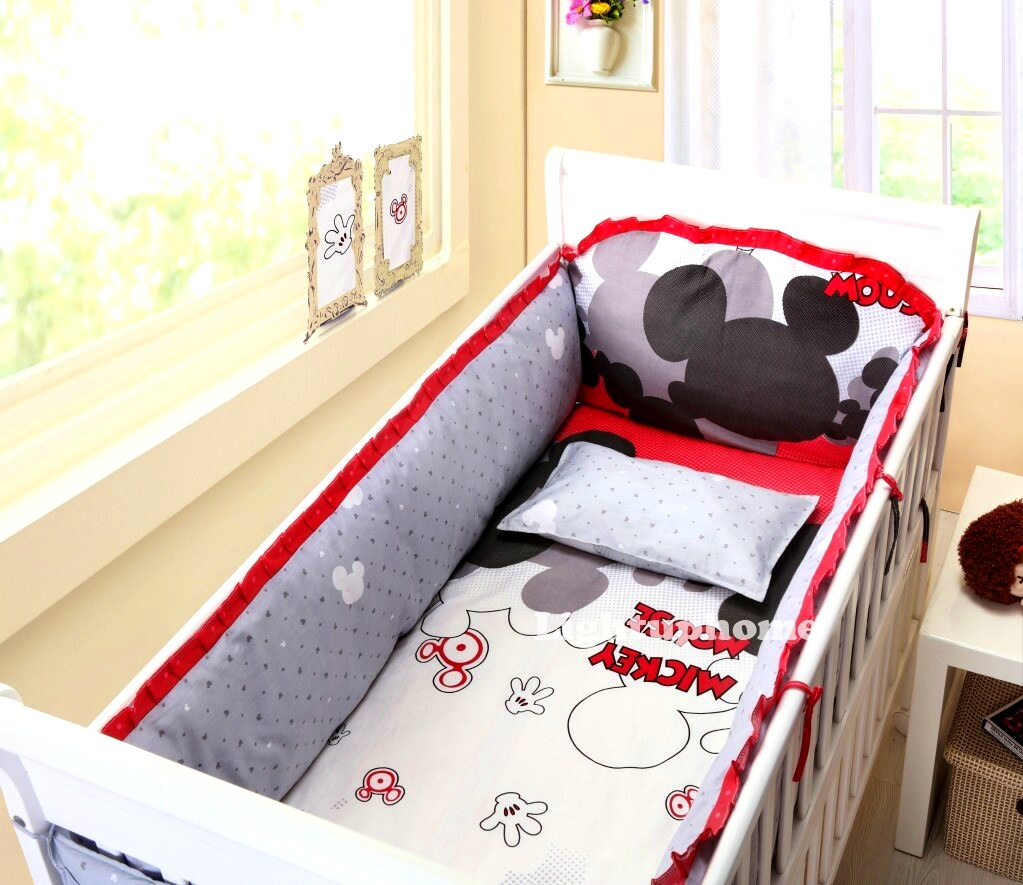 Bedroom  Mickey Mouse Bedding  Cool Popularity Mickey Mouse