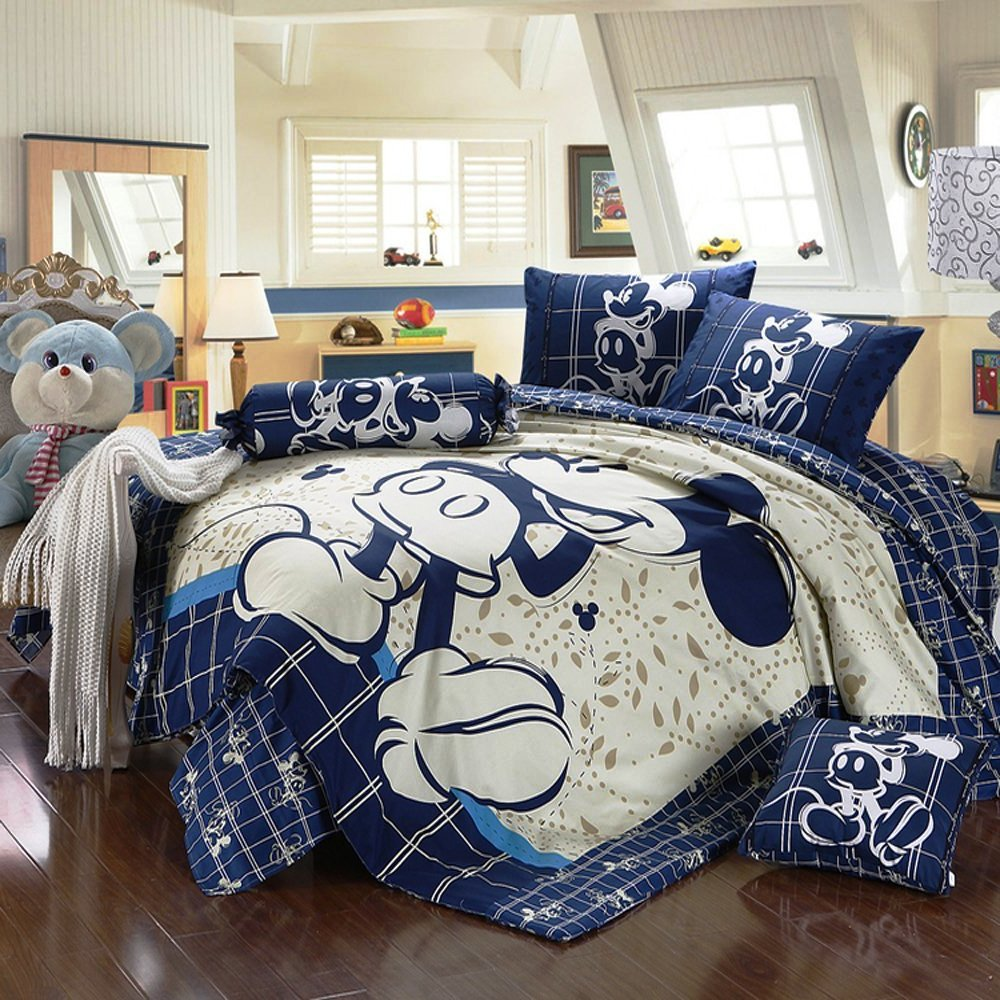 Bedroom Perfect Kidsroom Design For Boys Double Standard Pillow