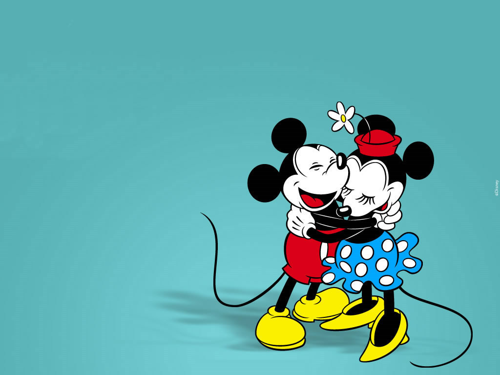 Classic Mickey Mouse Wallpaper Page 1