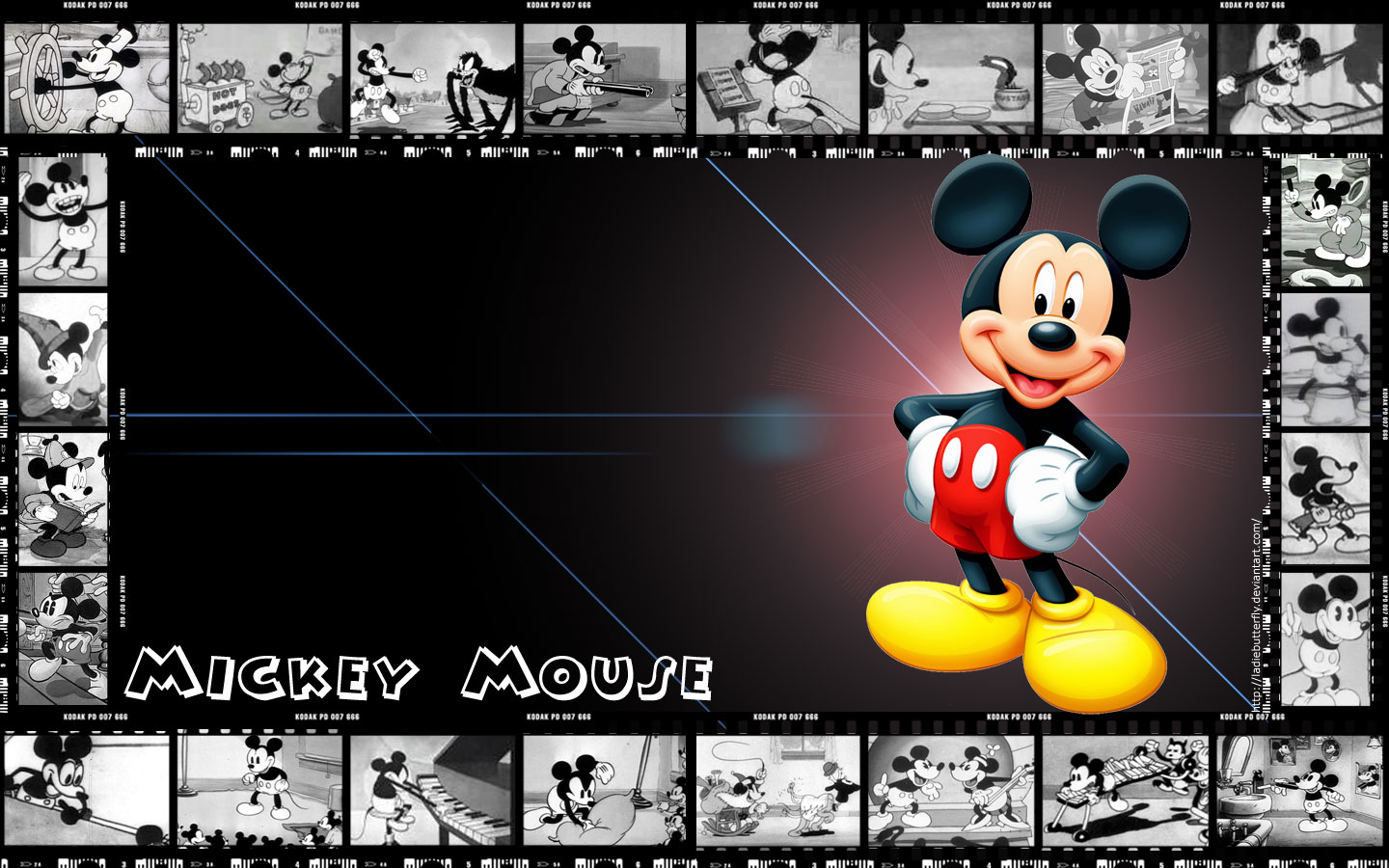 Collection Of Disney Mickey Wallpaper On Hdwallpapers