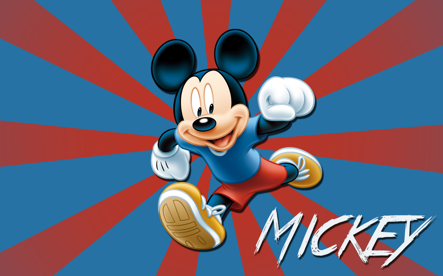 Collection Of Mickey Mouse Wallpapers On Hdwallpapers