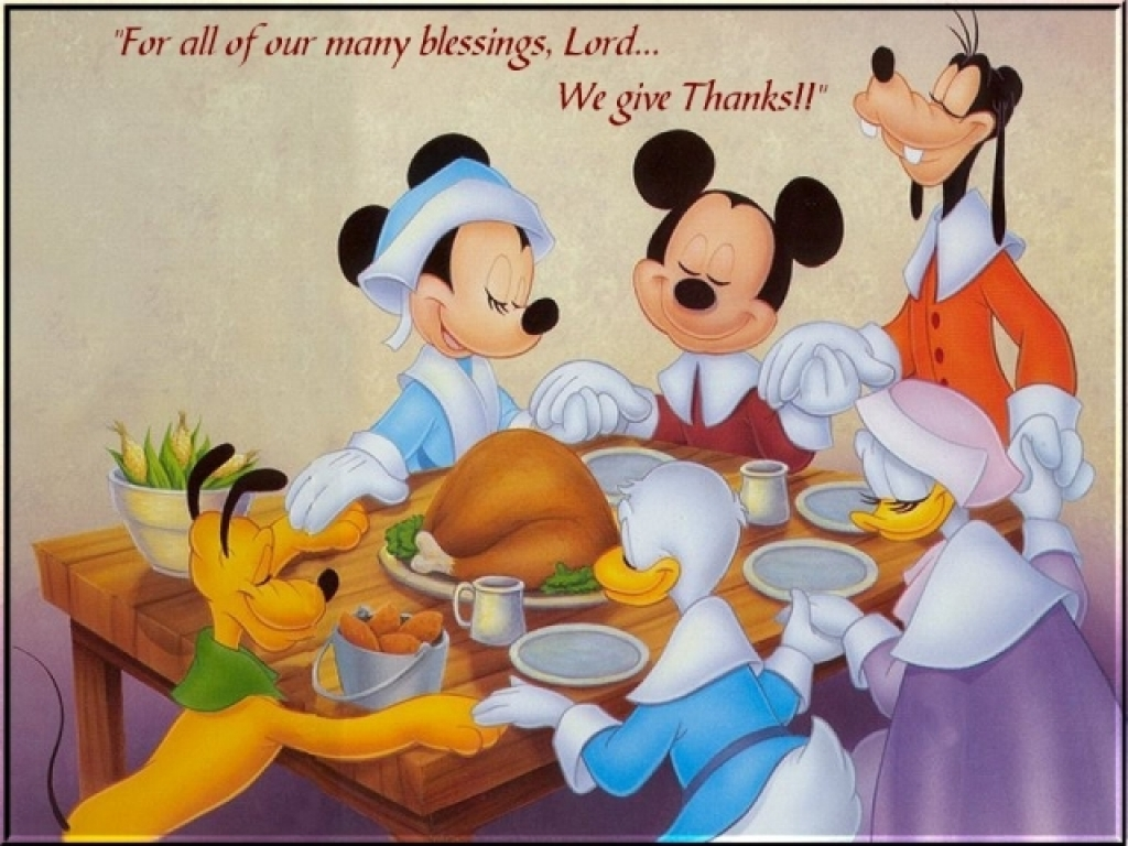 Disney Thanksgiving Wallpaper ★ Web Page Background And Other