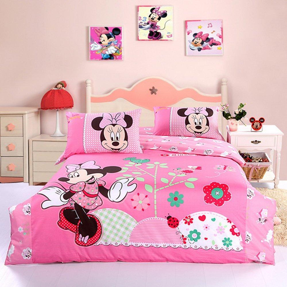 Enjoy Minnie Mouse Bedding Twin — Modern Twin Bedding
