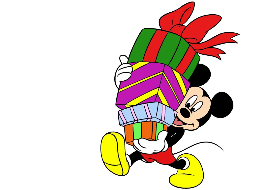 Happy Birthday Mickey Mouse Clipart
