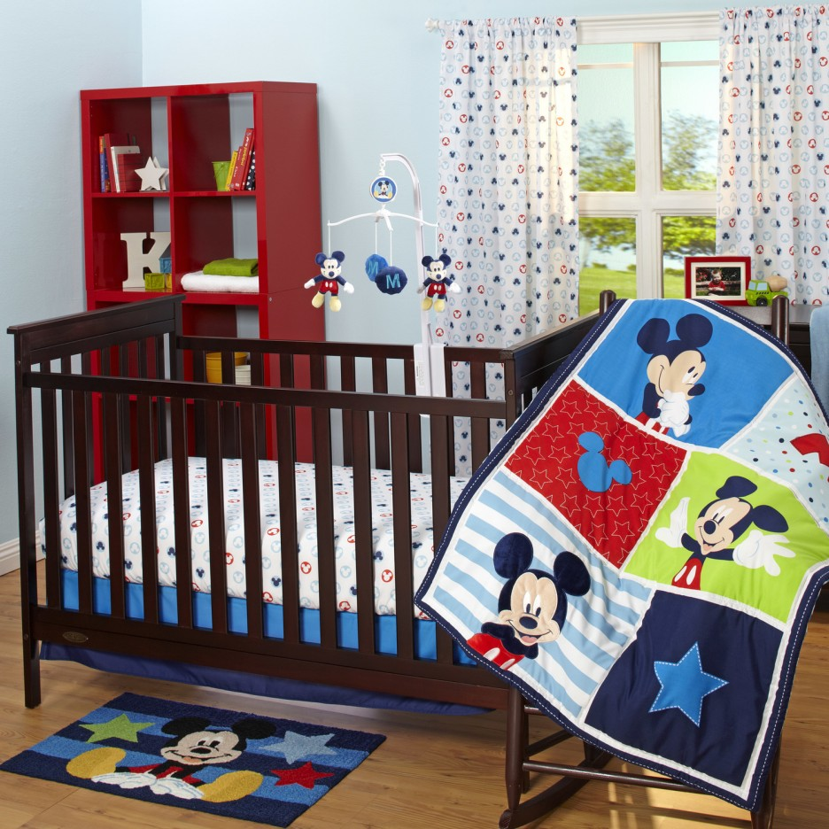 Impeccable Minnie Mouse Bedroom For Baby Inspiring Design
