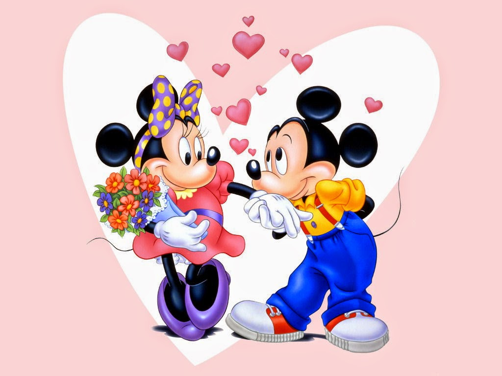 Mickey And Minnie Mouse Wallpaper Free