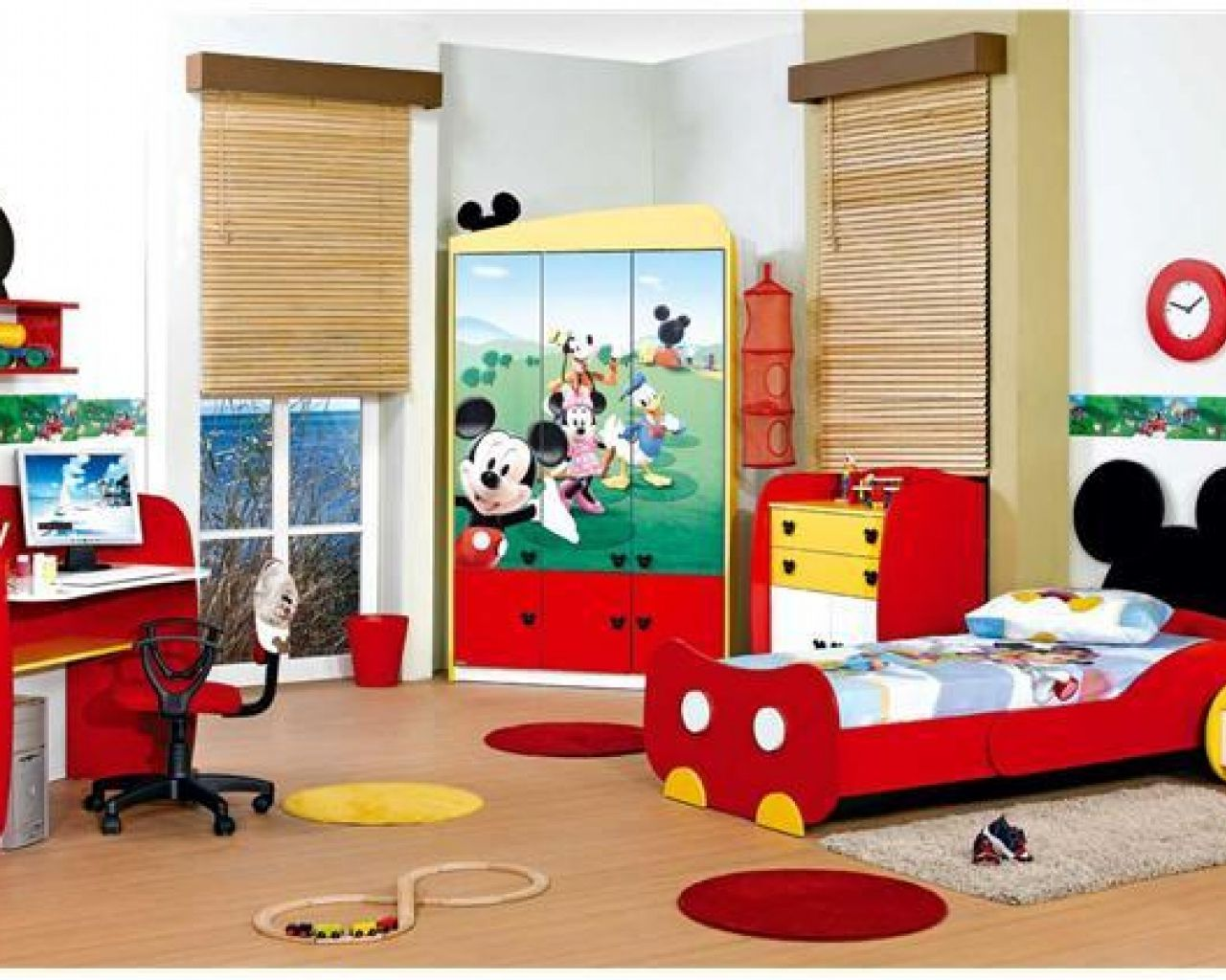 Mickey Mouse Bedroom Set Ideas About Remodel Home Interior Design