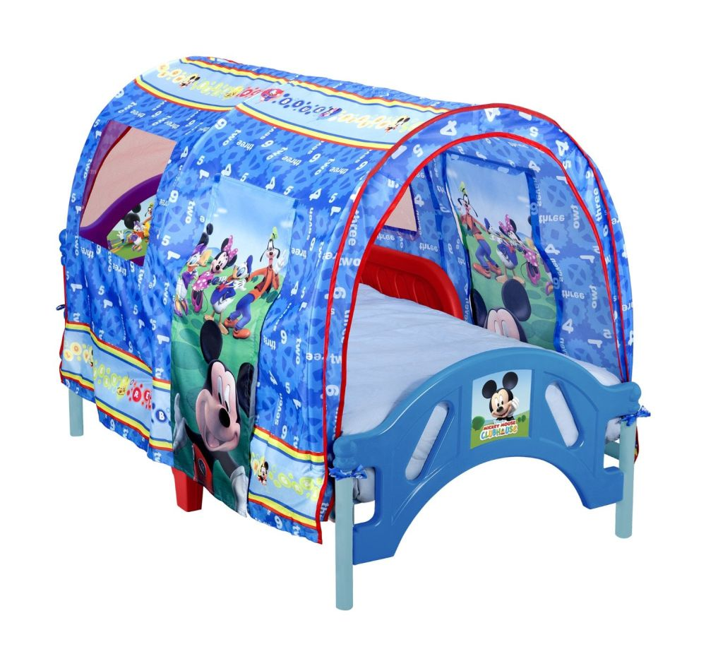 Mickey Mouse Beds For Toddlers
