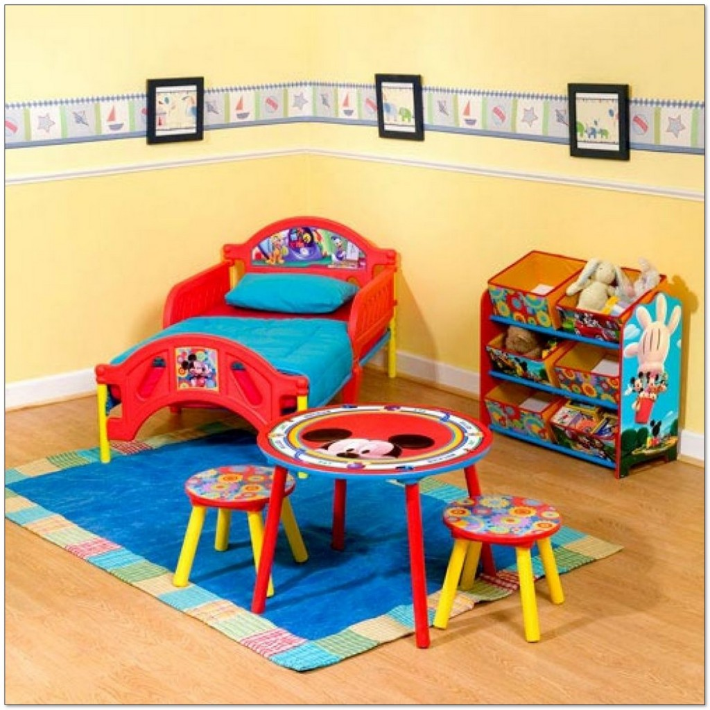 Mickey Mouse Clubhouse Bed Set Unique Baby Bedding Sets On Kids