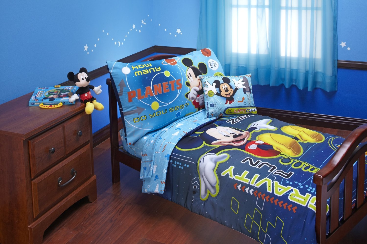 Mickey Mouse Clubhouse Bedding