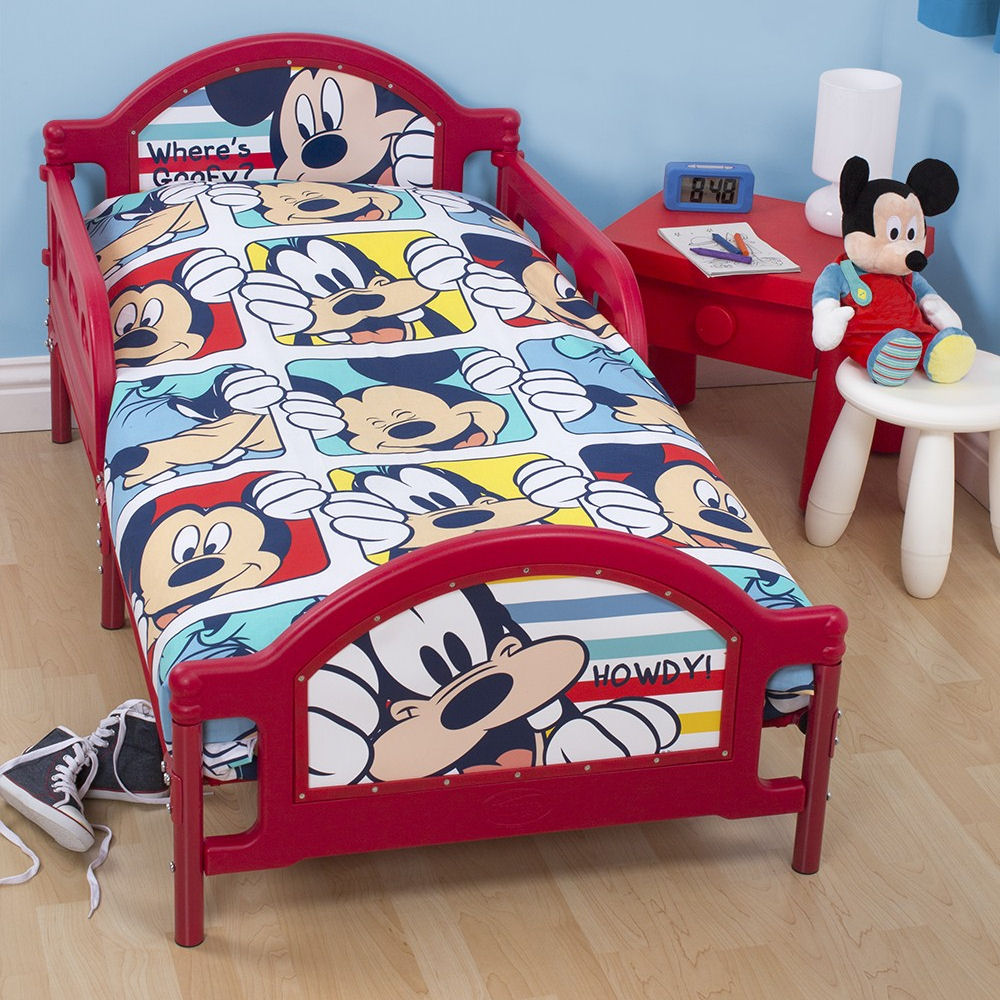 Mickey Mouse Clubhouse Bedding Set
