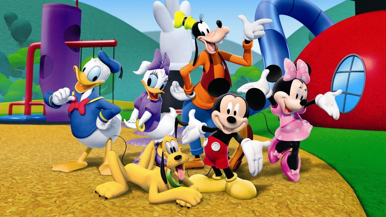 Mickey Mouse Clubhouse Images Wallpapers