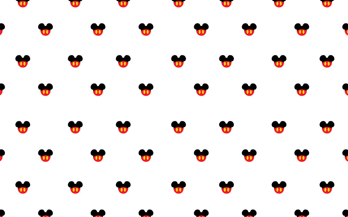 Mickey Mouse Head Wallpaper