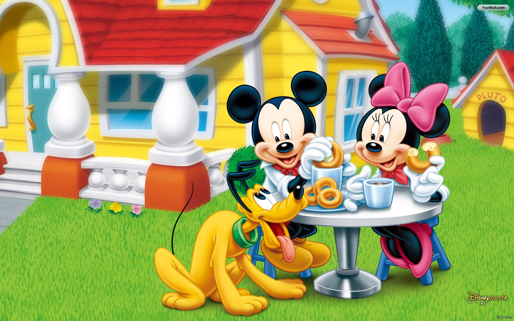 Mickey Mouse Wallpaper Download