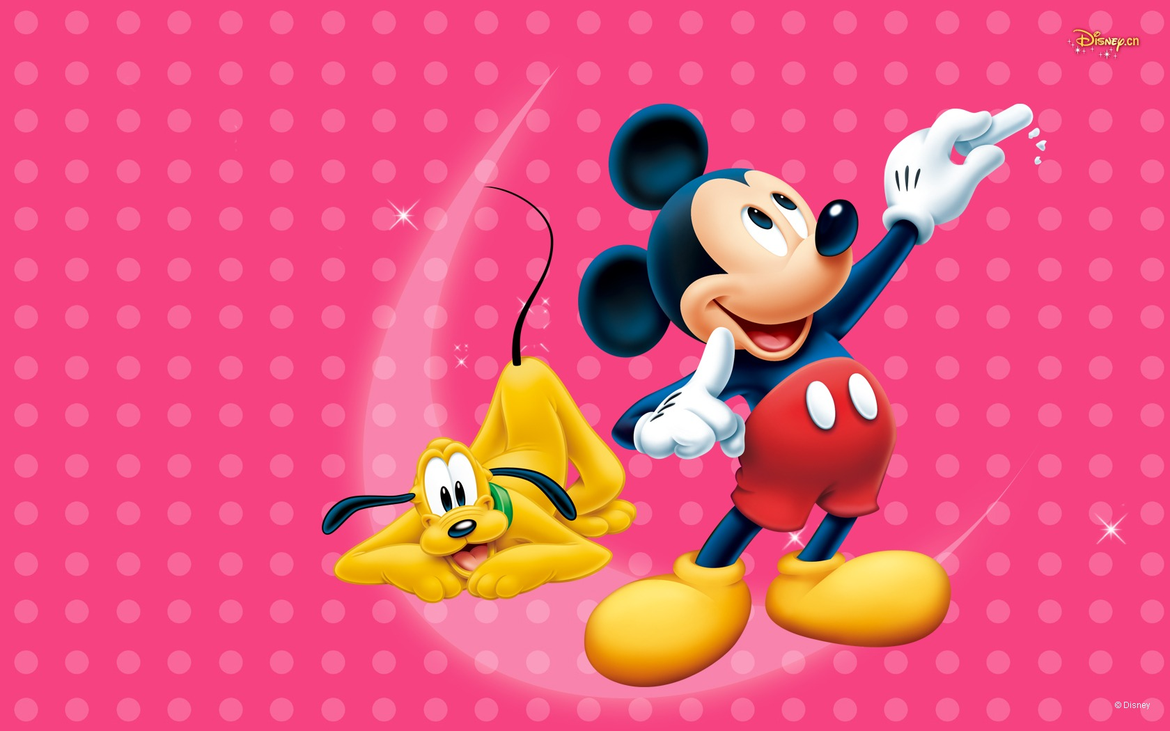 Mickey Mouse Wallpapers For Desktop Background Bergerak Iphone