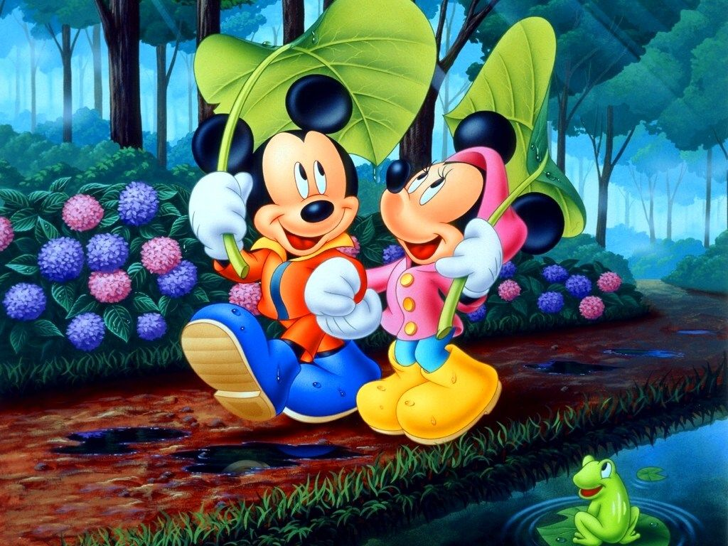 Mickey Mouse Wallpapers, Mickey Mouse Pictures For Desktop