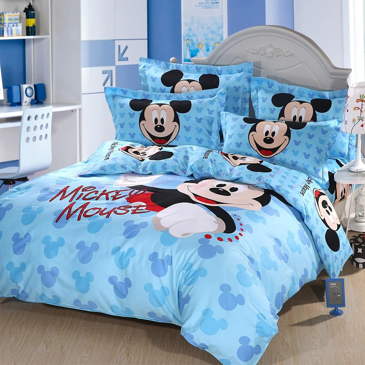 Nice Ideas Minnie Mouse Queen Bedding — All King Bed