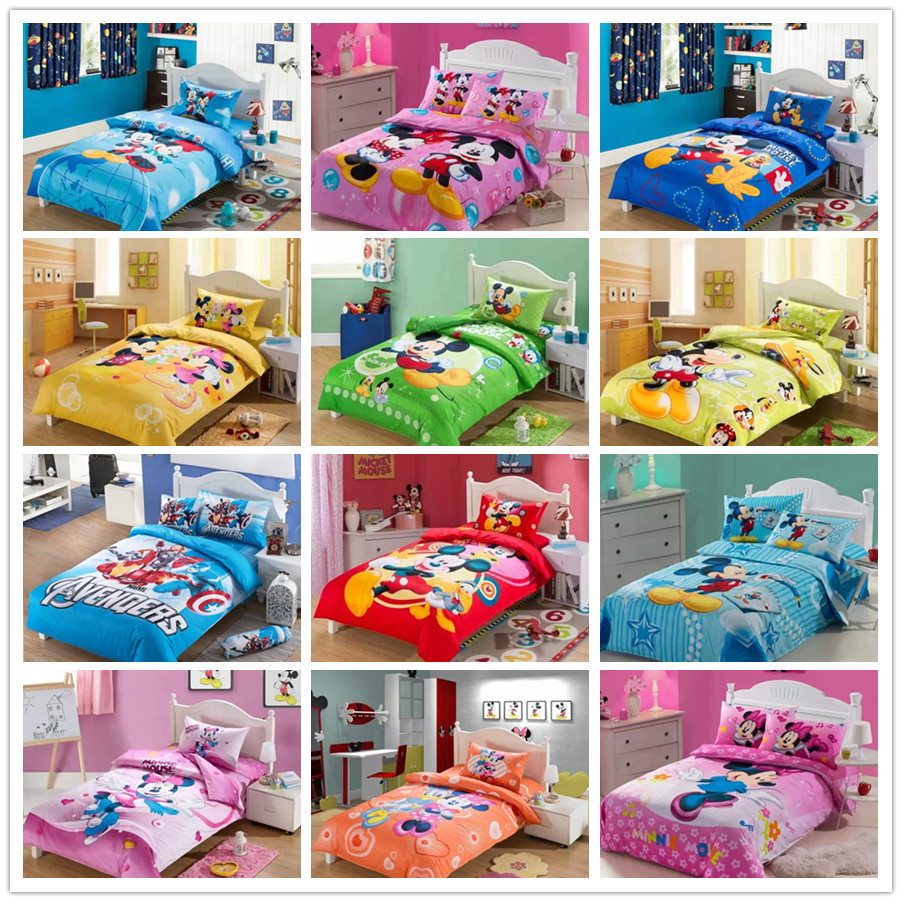 Popular Mickey Twin Bedding