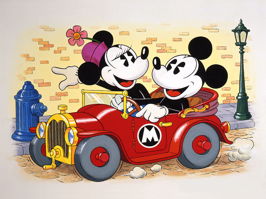 Wallpapers Mickey Et Minnie Related Mouse Clubhouse Hd 1024x768