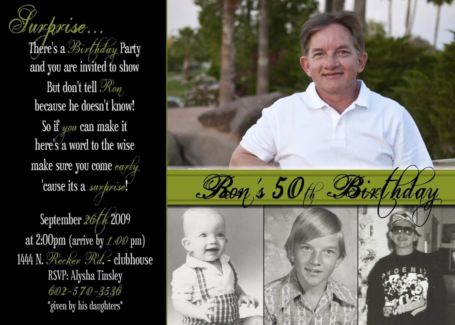 1000+ Images About 50th Birthday On Pinterest