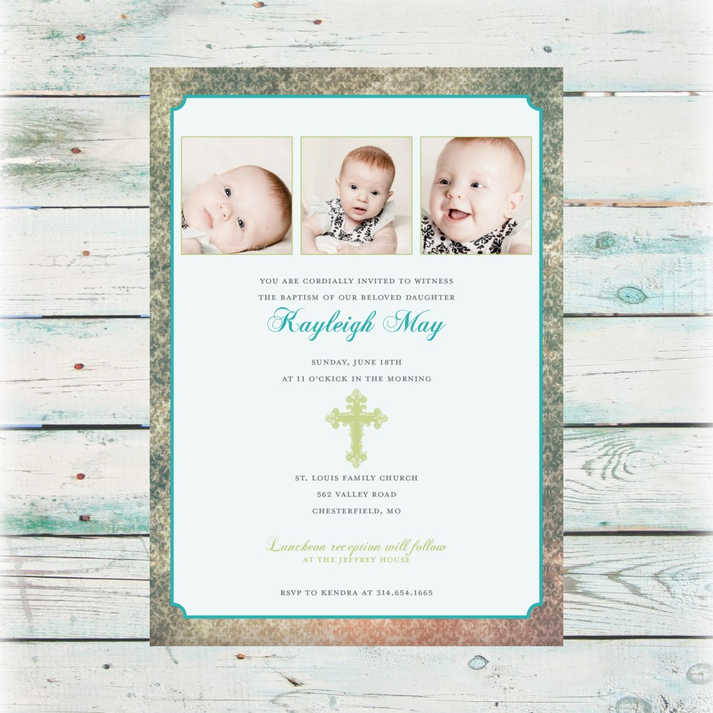 1000+ Images About Christening Invitations On Pinterest