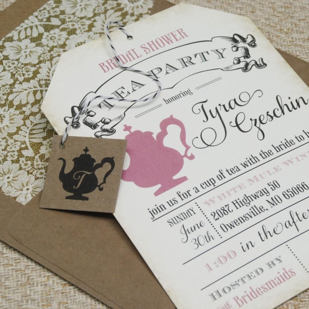 1000+ Images About Tea Party Bridal Shower On Pinterest