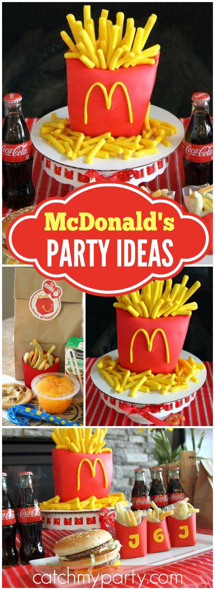 Mcdonalds Birthday Party Invitations - Mickey Mouse Invitations ...