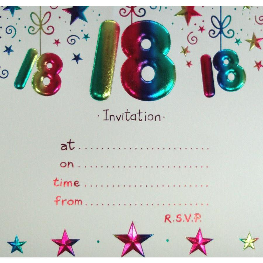 Invitations 18th Birthday Party Mickey Mouse Invitations Templates – Birthday Party Photo Invitations