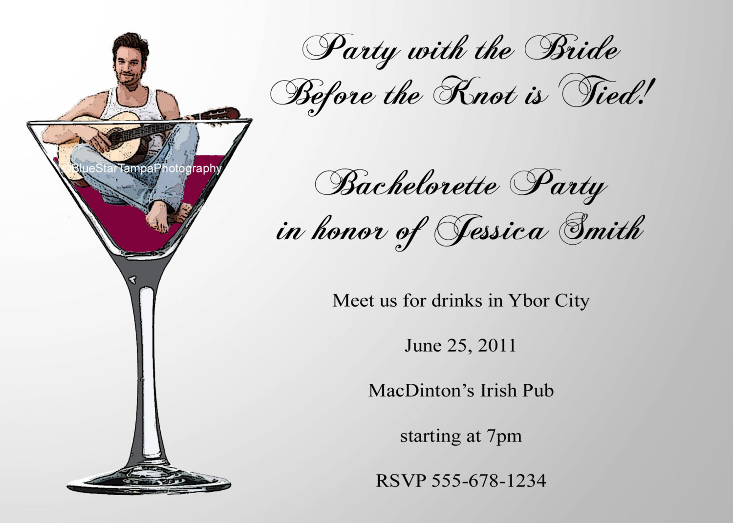 Funny Bachelor Party Invitations - Mickey Mouse Invitations Templates